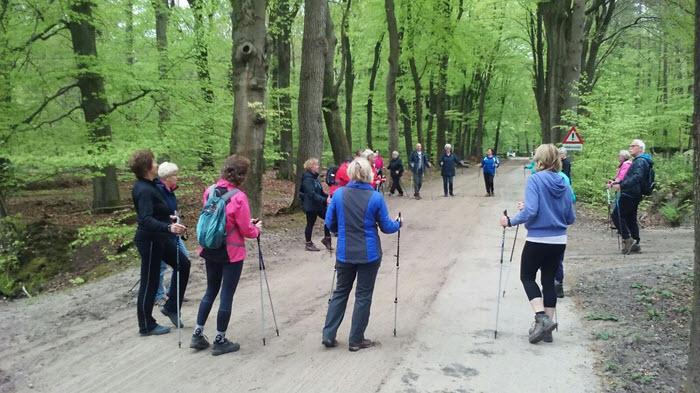 Nordic walking bij Ahtlos Harderwijk