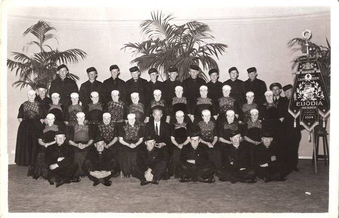 Zangvereniging Euodia 1934 Hierden