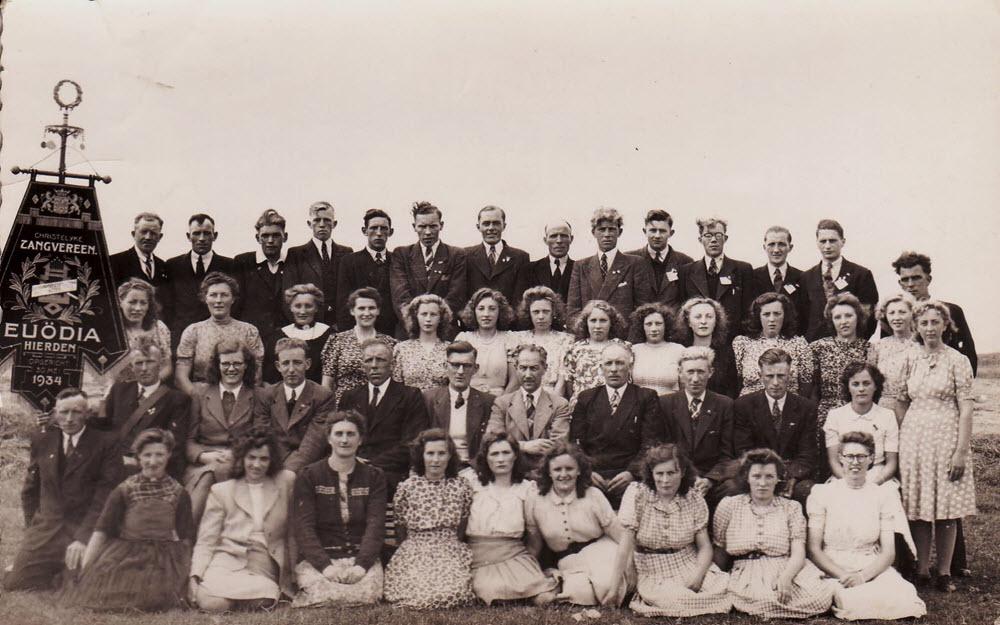 Zangvereniging Euodia 1950 Hierden
