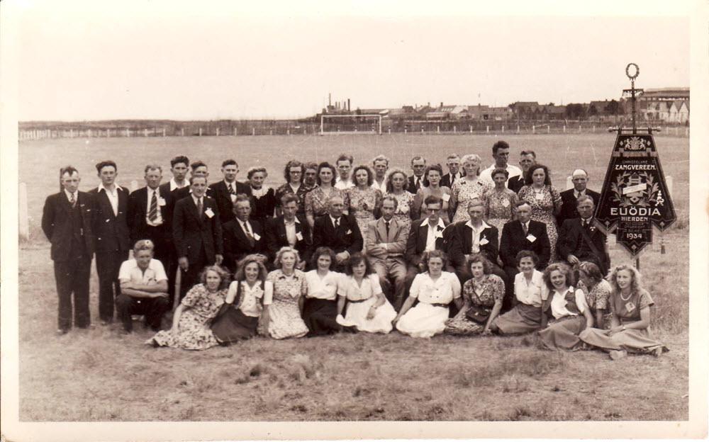 Zangvereniging Euodia 1948 Hierden