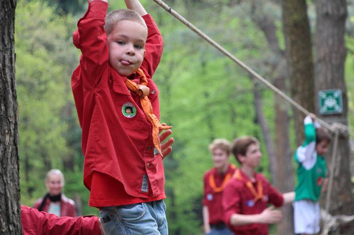 Scouting vereniging Ragay Redoz Harderwijk