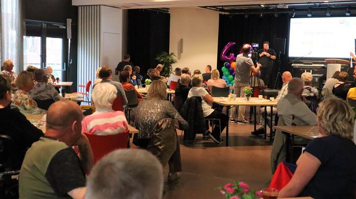 40 jarig jubileum Wijkvereniging Stadsdennen en Frankrijk