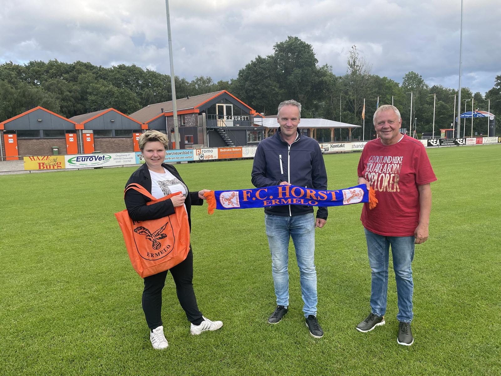 50 jarig bestaan FC Horst Ermelo