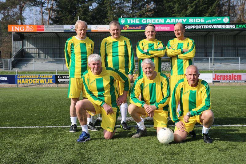 Walking footbal senioren VVOG