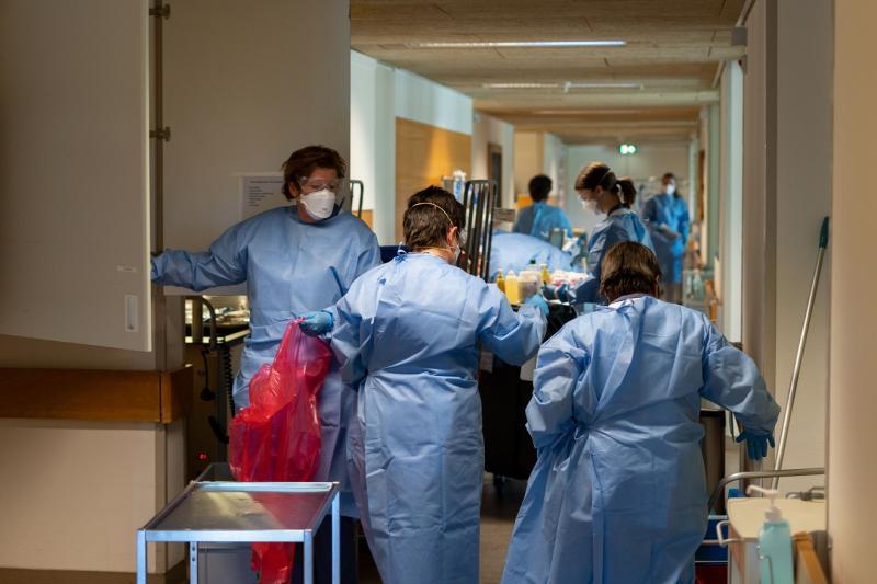 Grote schoonmaak ziekenhuis St.Jansdal Harderwijk
