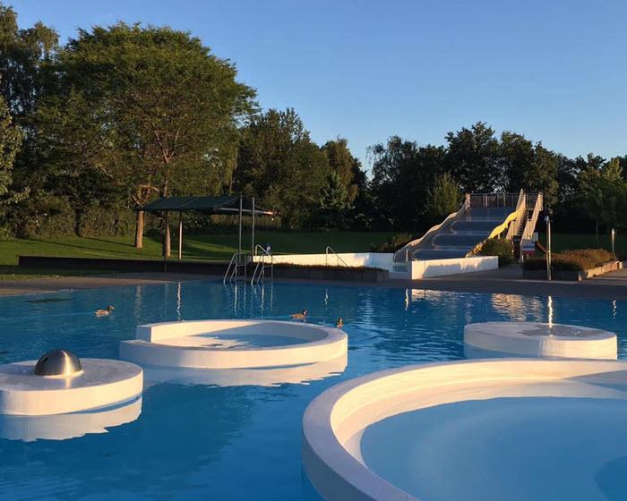 Buitenzwembad de Sypel Harderwijk