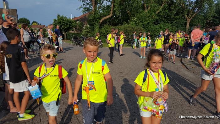 Intocht avondvierdaagse Harderwijk 2018