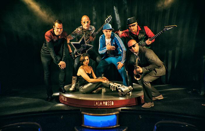 Funkband Seven Eleven