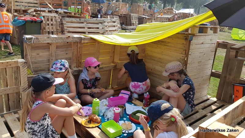 Huttenfeest Harderwijk woensdag 28 augustus 2019