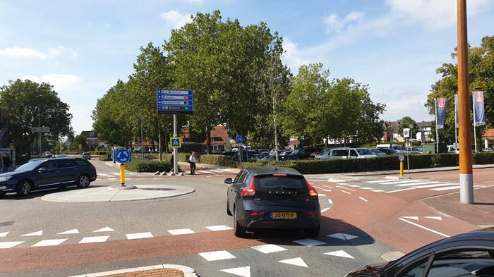 Mini rotonde Harderwijk