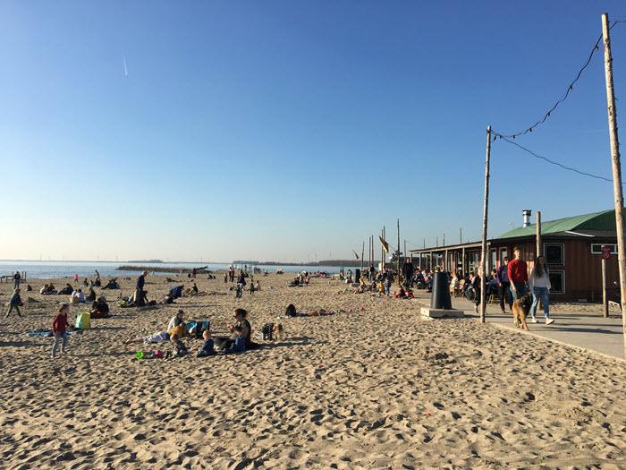 Strandeiland Harderwjk