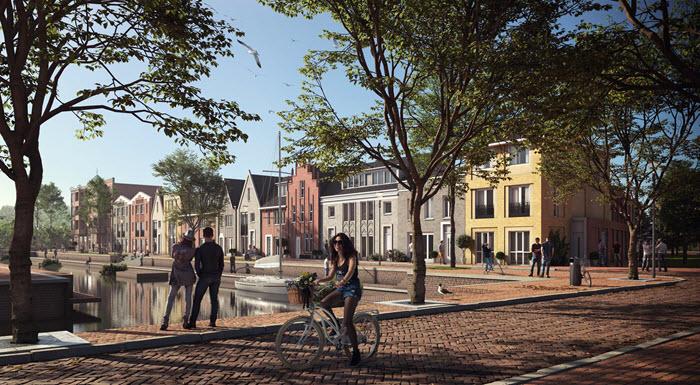 Aanbesteding deelwijk laatste fase Waterfront Harderwijk