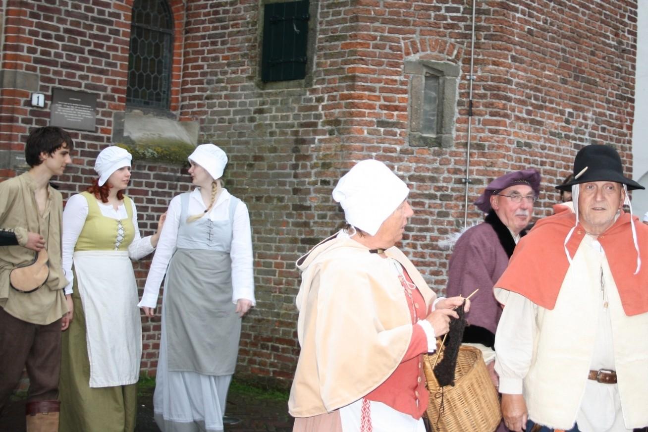 1285 - Harderwijk sluit zich aan bij de Hanze