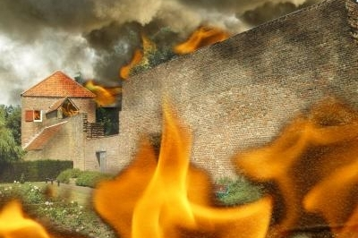 31 juli 1503 - De grote stadsbrand in Harderwijk