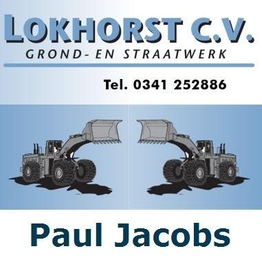 Paul Jacobs -  Lokhorst Grond en Straatwerk