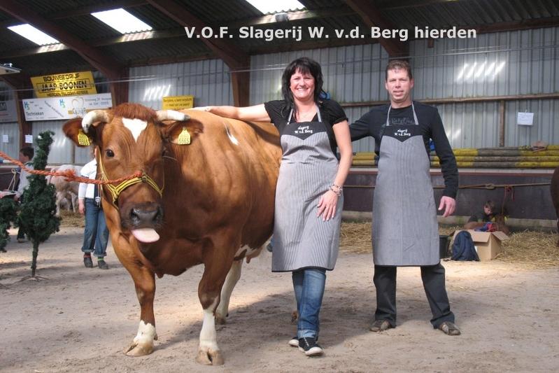 Slagerij W. v.d. Berg