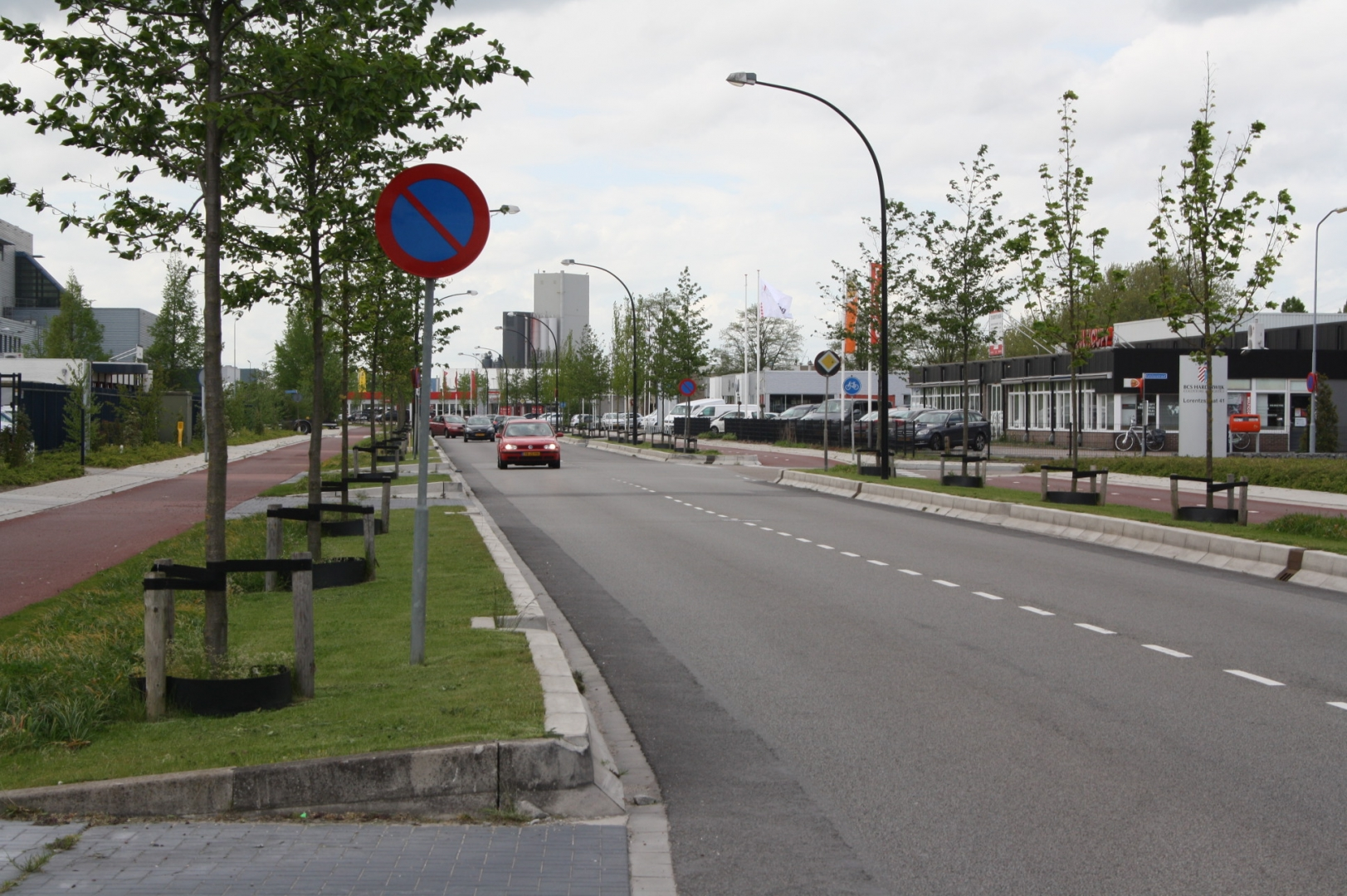 Verlening overeenkomst Securitas voor collectieve beveiliging bedrijventerrein Harderwijk