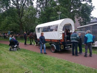 Schaapscheerdersfeest Dierenweide Harderwijk