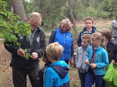 Doe Pad aan Watertorenweg  officieel geopend door leerlingen van Basisschool De Brug