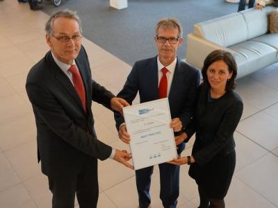 Twee certificaten voor St Jansdal Harderwijk