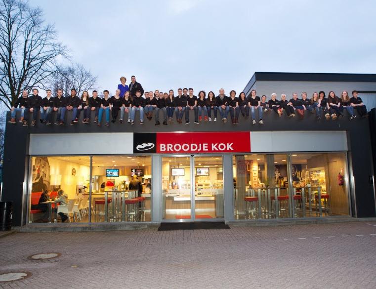 Medewerkers gezocht bij Broodje Kok Harderwijk
