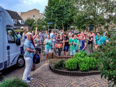 Gonny Otter na 37 jaar weg bij De Lelie in Harderwijk