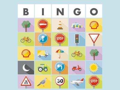 Vakantiecadeautje van Shell: achterbank bingo