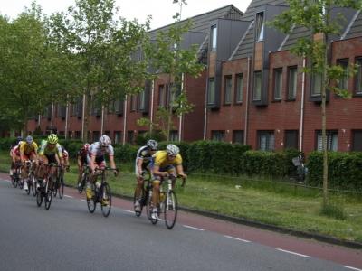 Bosman prolongeert titel in Ronde van Harderwijk