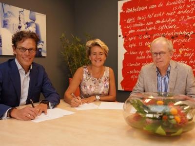 Samenwerking ZNWV en St Jansdal