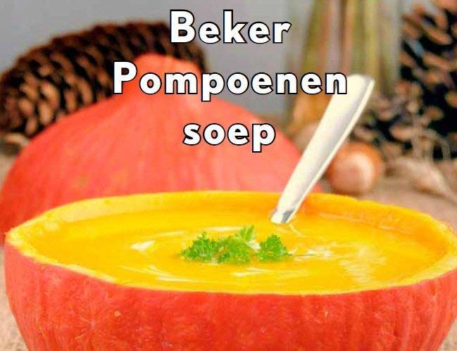 Deze week is het pompoenweek bij Broodje Kok Harderwijk