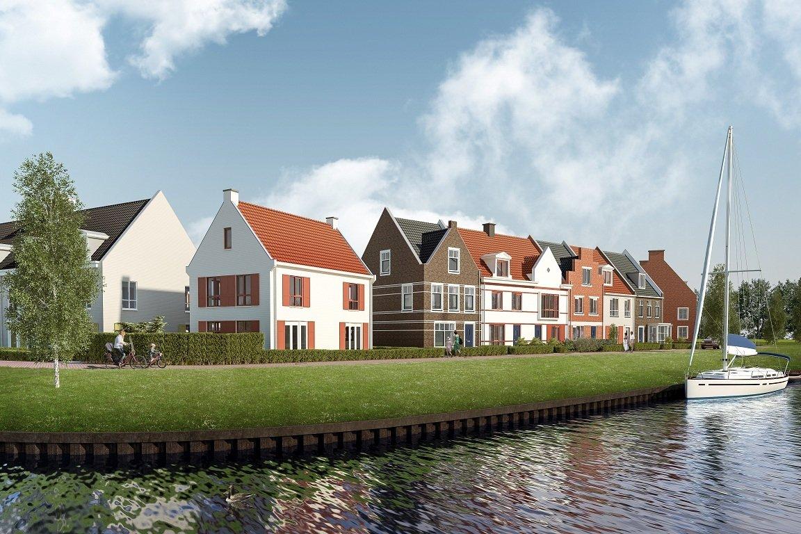 Wonen in Waterfront Harderwijk