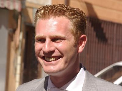 Maarten van Panhuis (Harderwijk) neemt namens Timeflex deel aan het overleg SZW van de Tweede Kamer