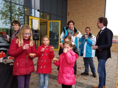 Officiële start 'Veilige schoolomgeving' bij basisschool het Kompas in Harderwijk