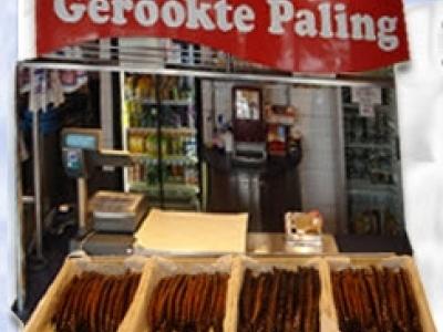 Visroken is onrust stoken in Harderwijk