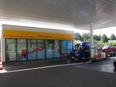 Nieuwe wasstraat en nieuwe website Witkamp Benzinestations