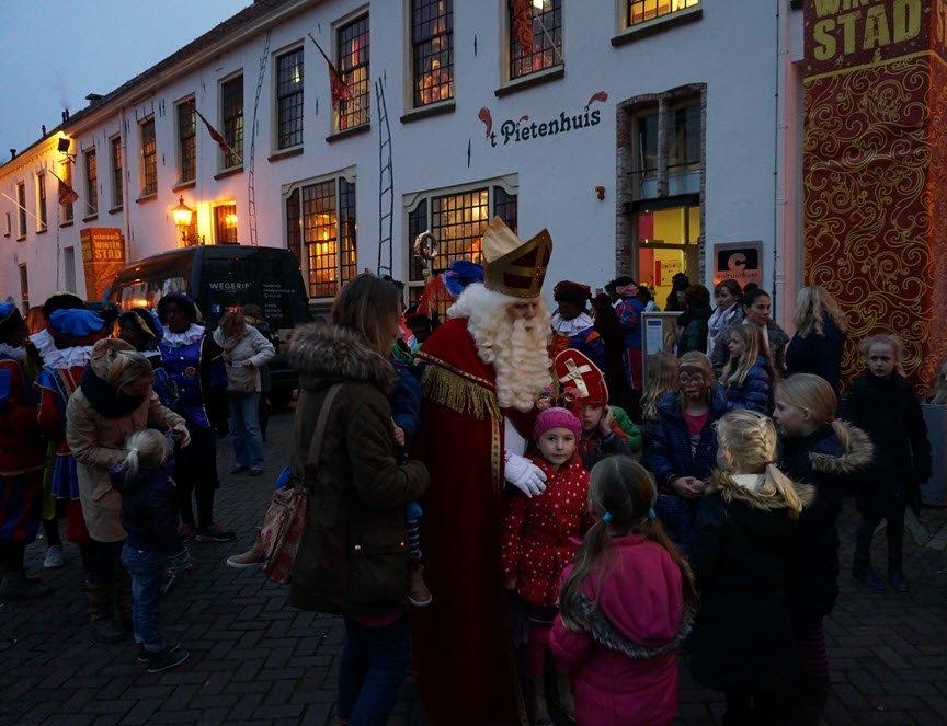 Kaartverkoop Pietenhuis Harderwijk gestart!