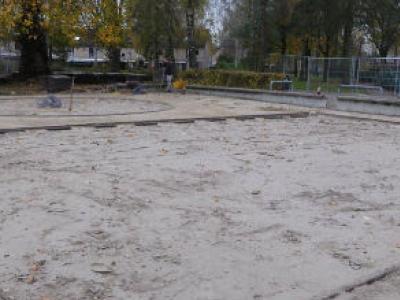 Speelveld aan Klaproospad (Stadsweiden) wordt vernieuwd met interactieve speeltoestellen