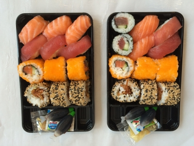 Sushi specialiteit