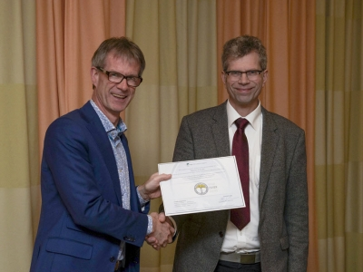 Zilveren certificaat Milieuthermometer Zorg voor ziekenhuis St Jansdal Harderwijk
