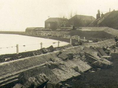 Lezing over de watersnoodramp in januari 1916