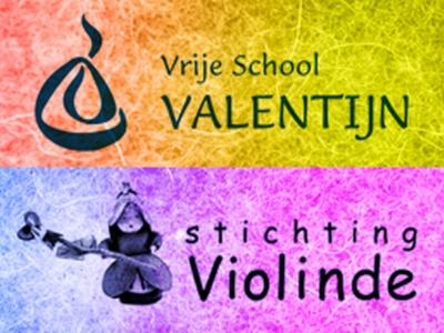 Open dag Vrije School Valentijn en Violinde