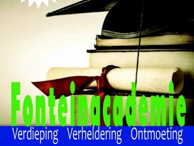 FonteinAcademie – 'Bouwen aan hechte gemeenschap(-pen)'