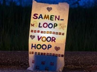 Informatiebijeenkomst SamenLoop voor Hoop Harderwijk