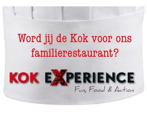 Vacature Kok Experience: Zelfstandig werkend kok (m/v)