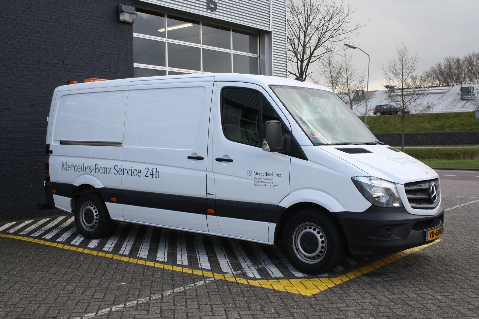 Wensink mercedes bedrijfswagens harderwijk for Mercedes benz westmont service