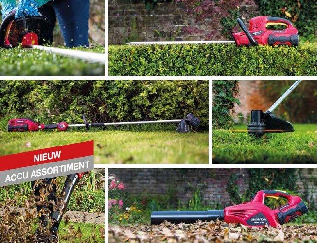 Plezier in de tuin