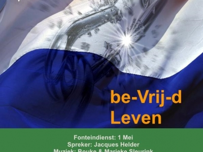 Fonteindienst; be-Vrij-d Leven