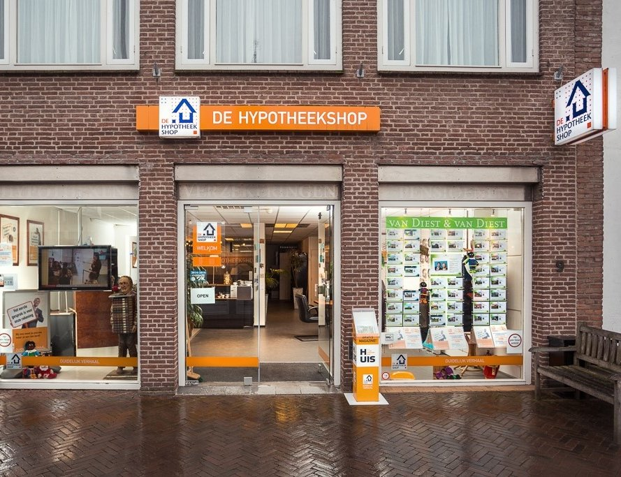 Nieuws de Hypotheekshop Harderwijk