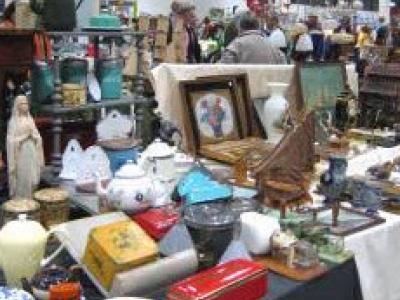 4 juni Snuffelmarkt Protestantse Gemeente Harderwijk