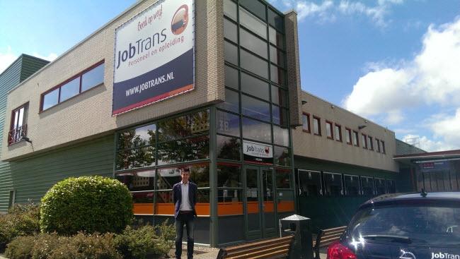 Vacature commercieel administratief medewerker m/v JobTrans Harderwijk